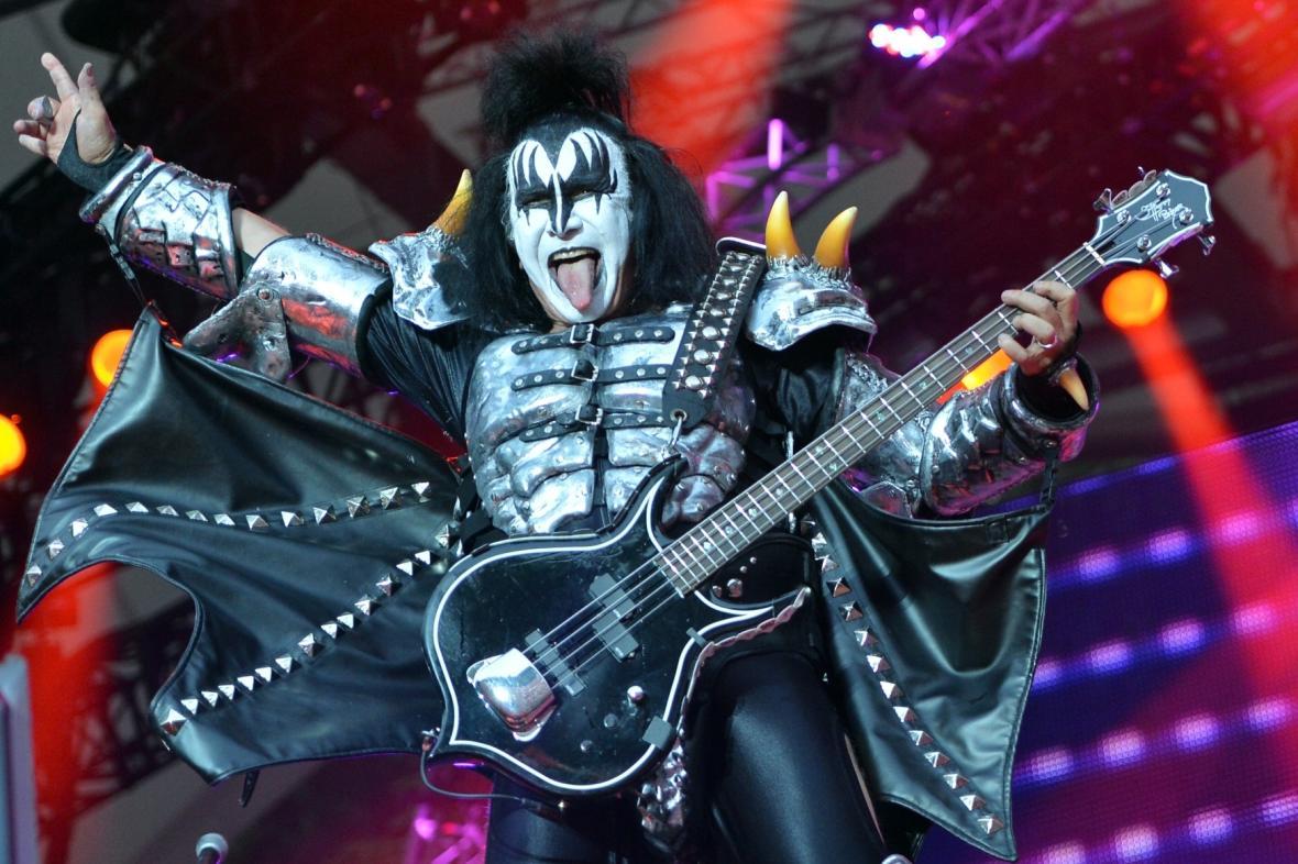 Monster Tour kapely Kiss