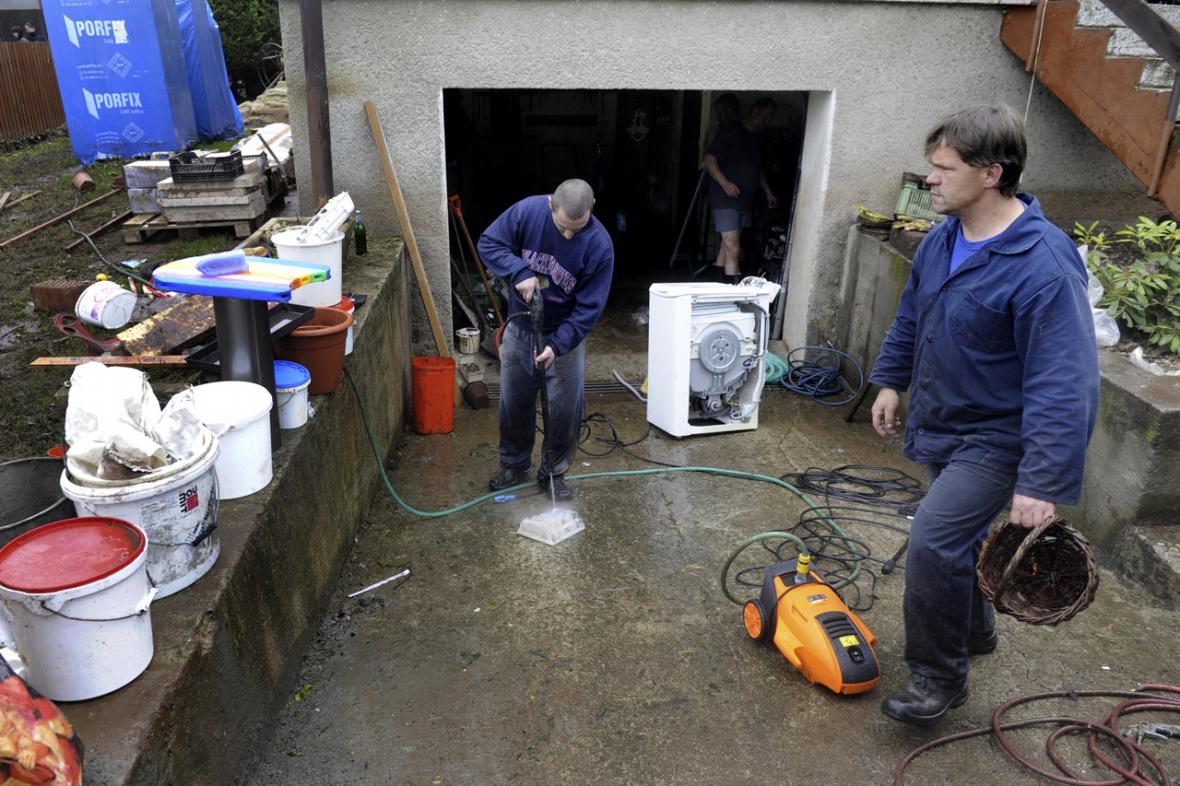 Povodňové škody