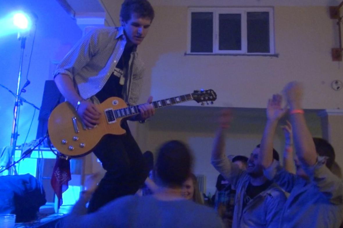 1. ročník festivalu Rockolovna