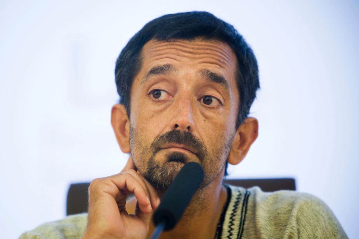 Lékař Pedro Cavadas