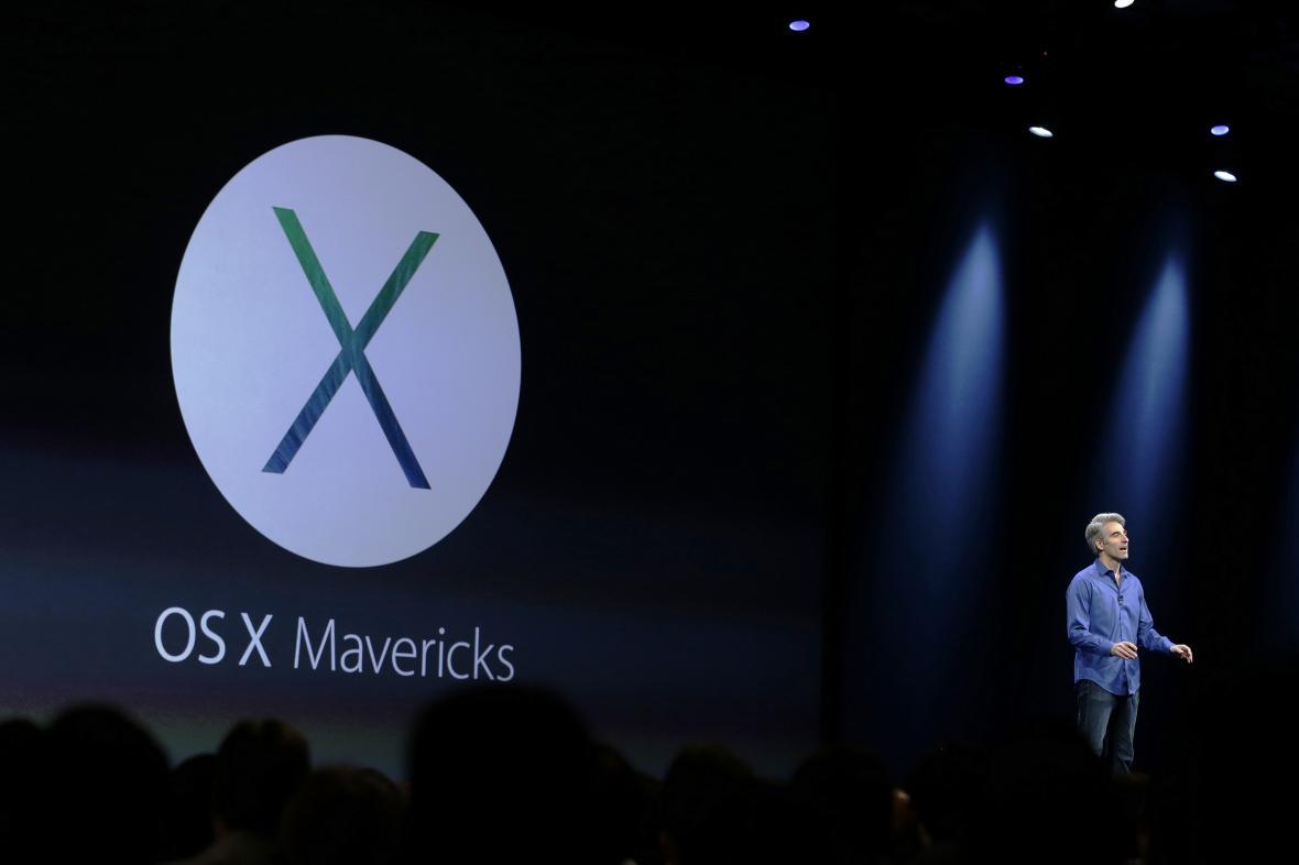 Nový operační systém pro počítače Mac