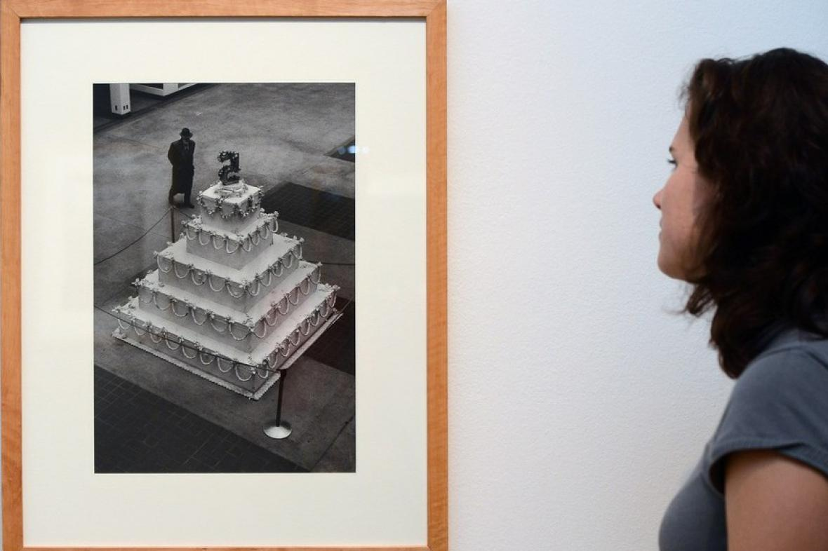 Z výstavy Viktor Kolář / Retrospektiva