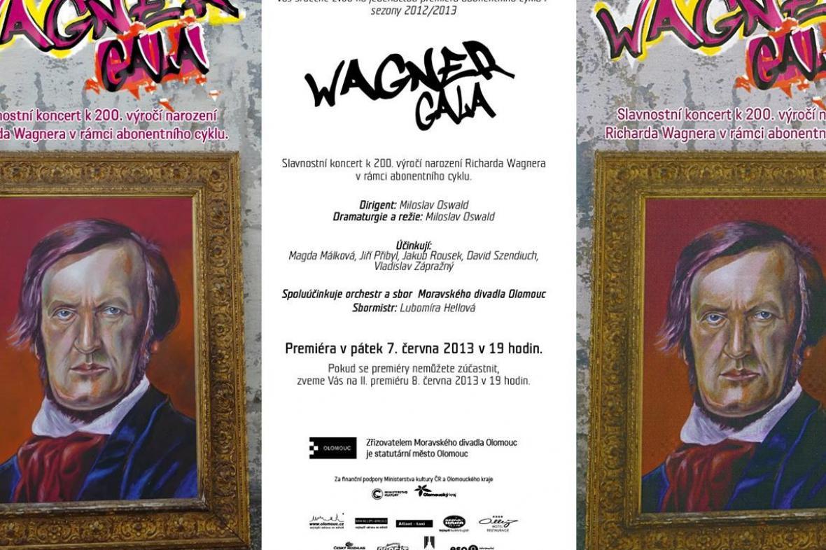 Pozvánka na Wagner Gala