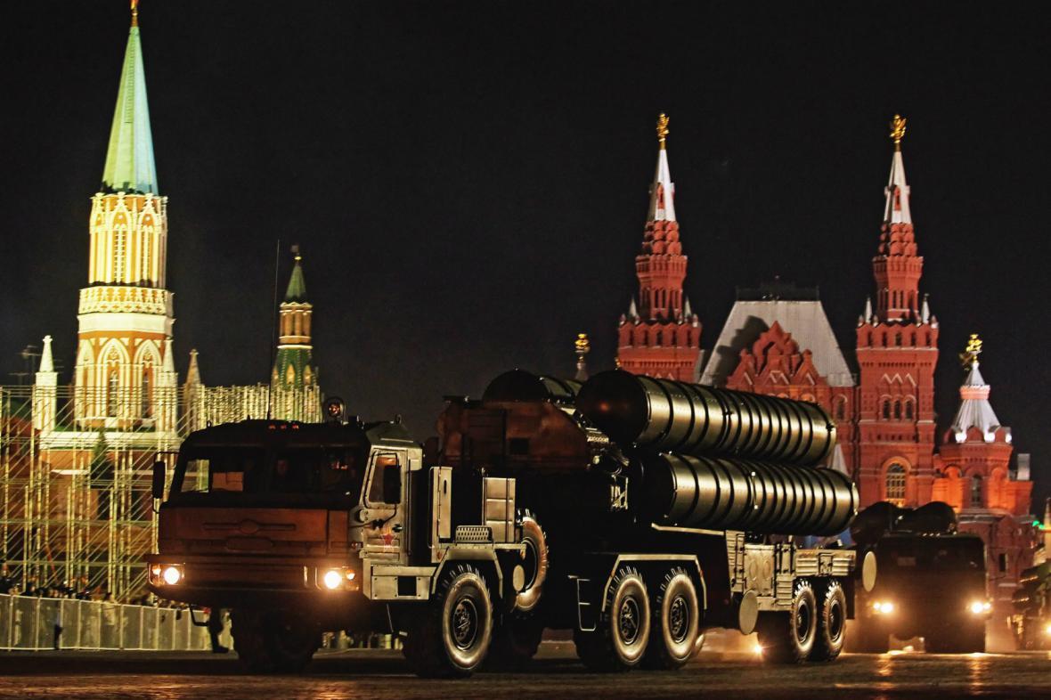 Ruský protiletecký systém S-300