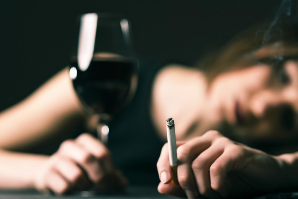 Alkoholismus