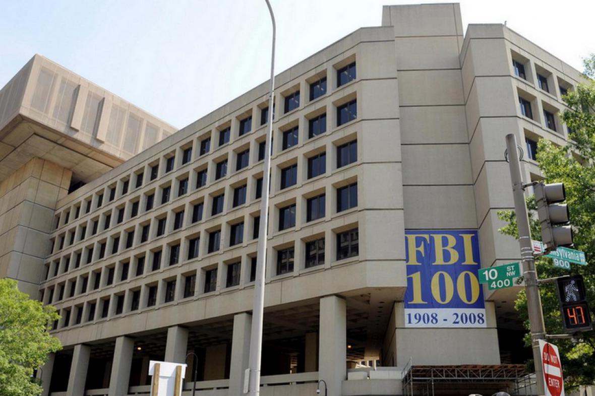 Sídlo FBI