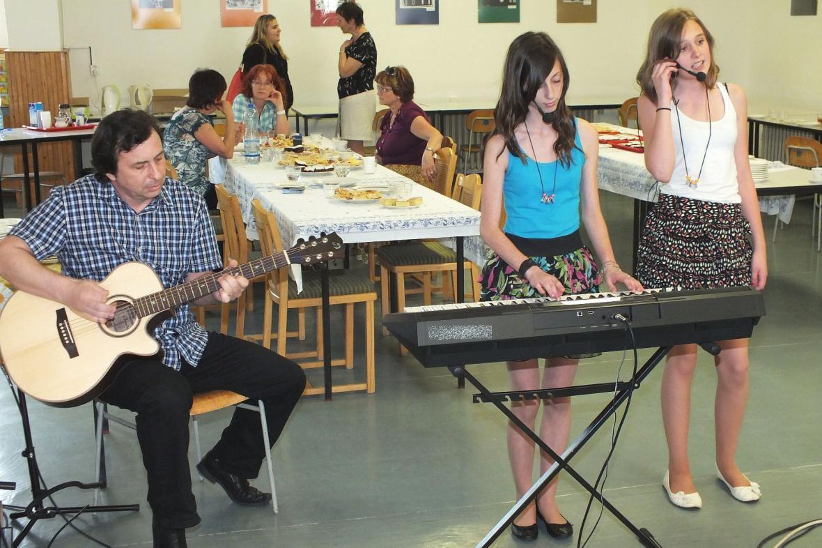 Z návštěvy partnerské školy ze SR v Boskovicích