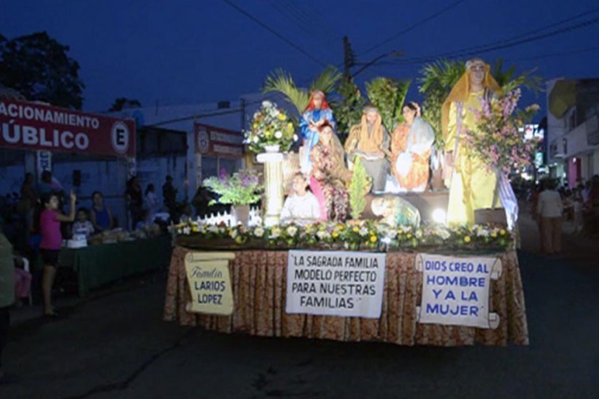 Oslavy v Tecománu