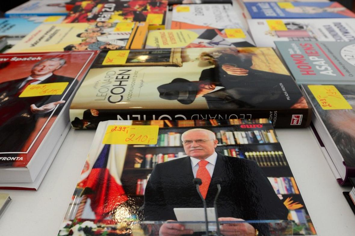 Svět knihy 2013