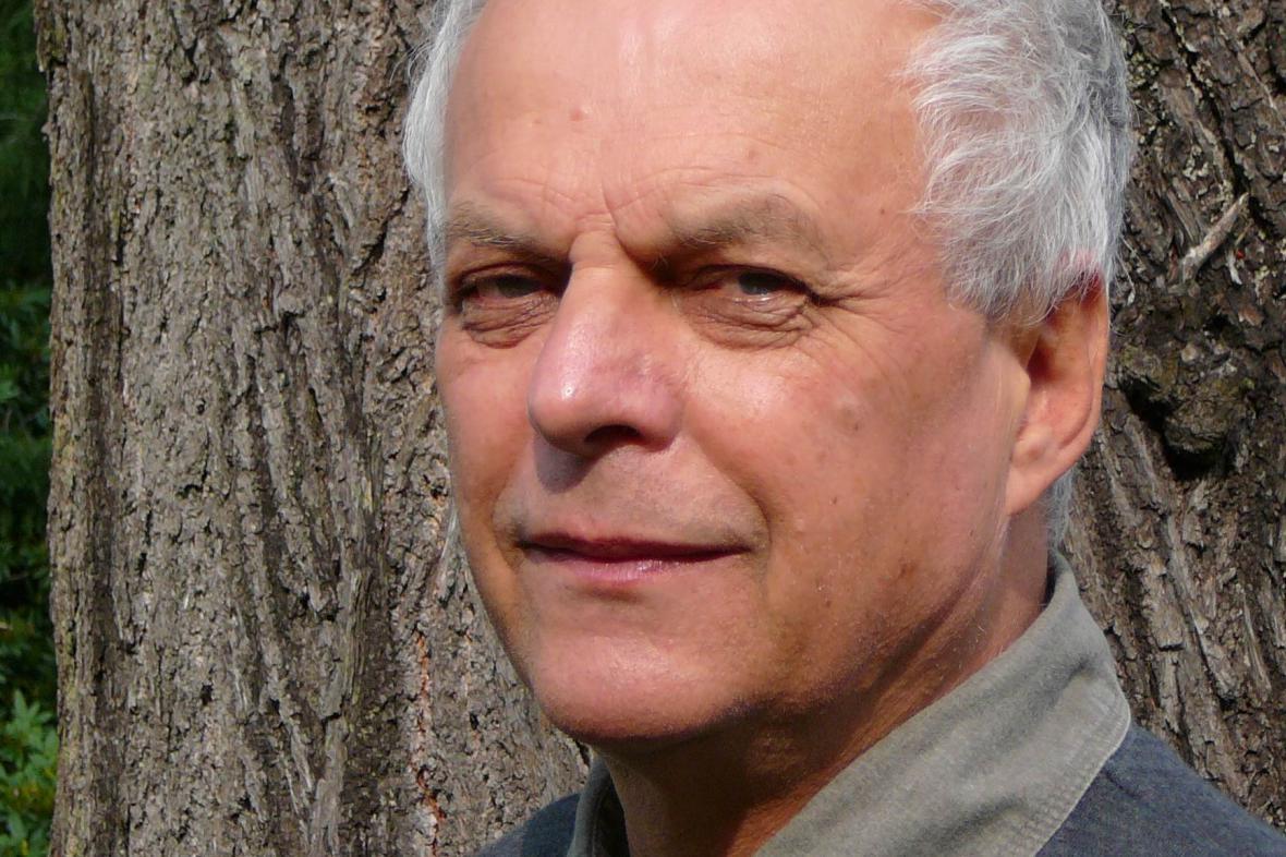 Alfréd Strejček, herec, moderátor a recitátor