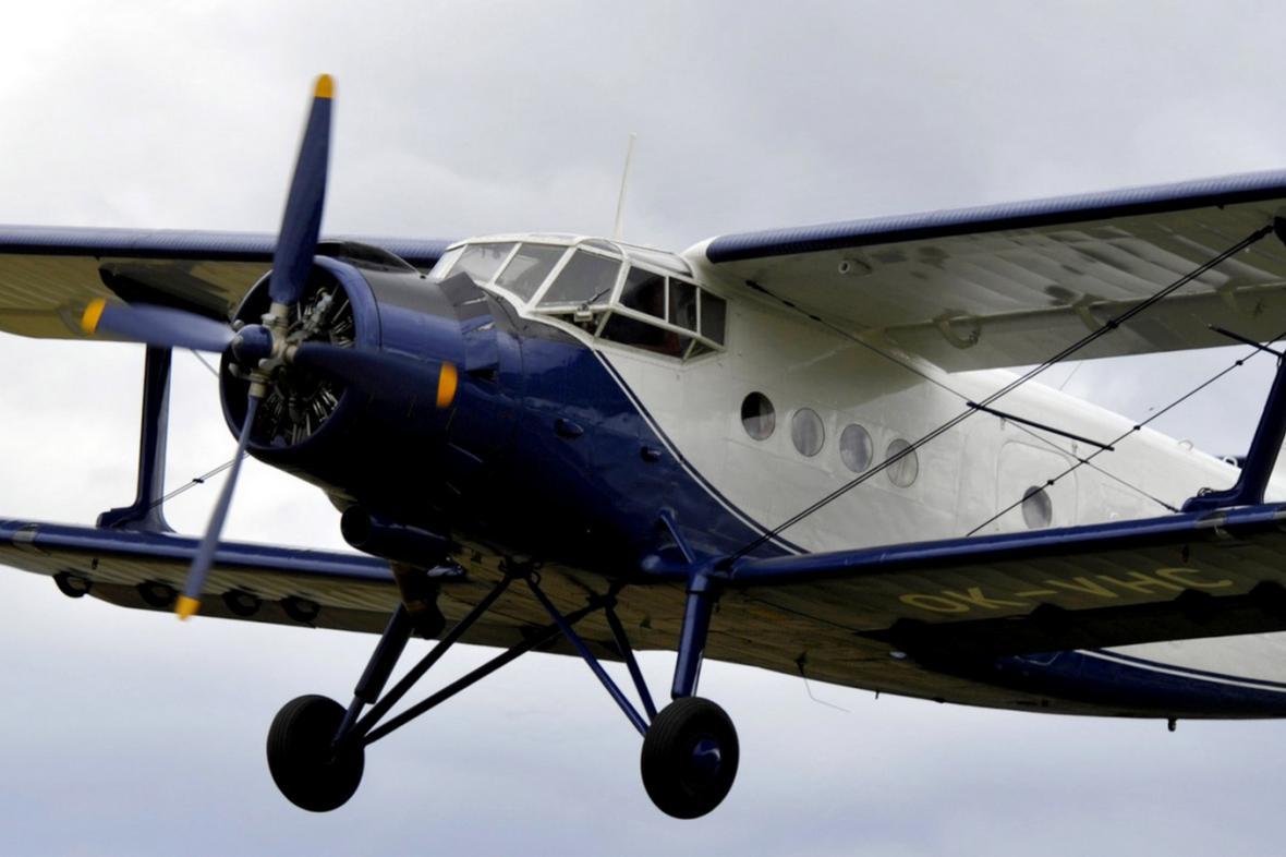 Dvouplošník Antonov An-2