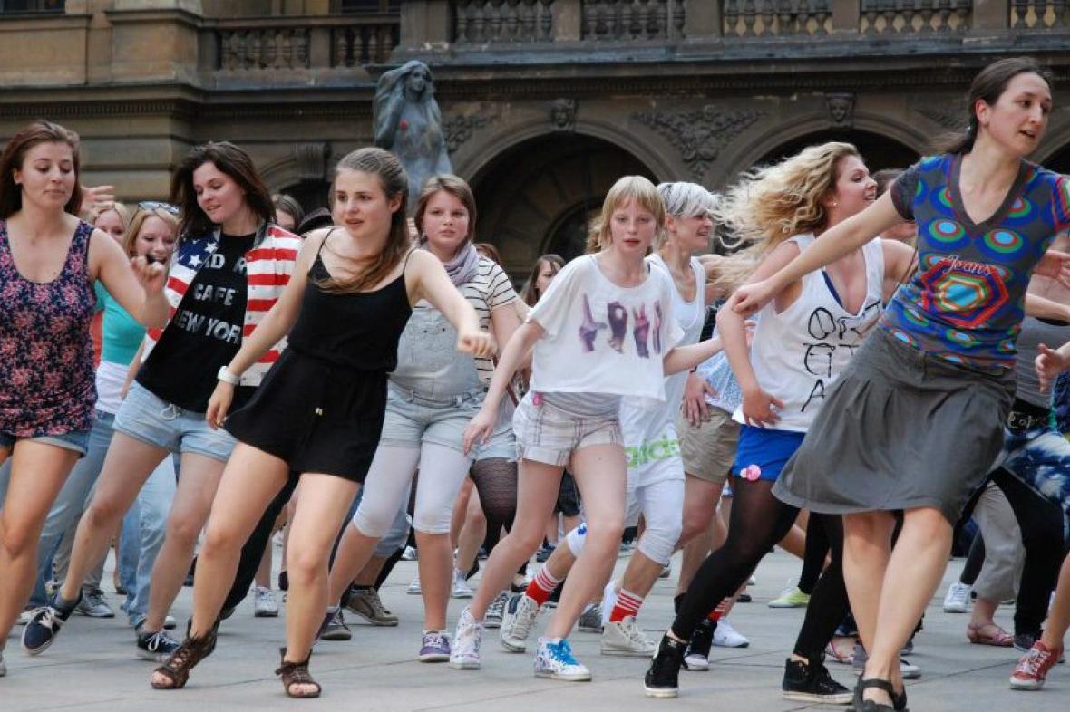 Mezinárodní den tance