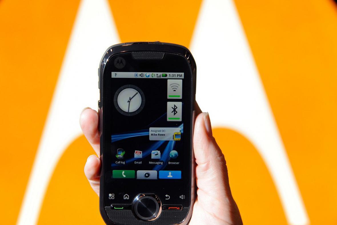 Telefon Motorola