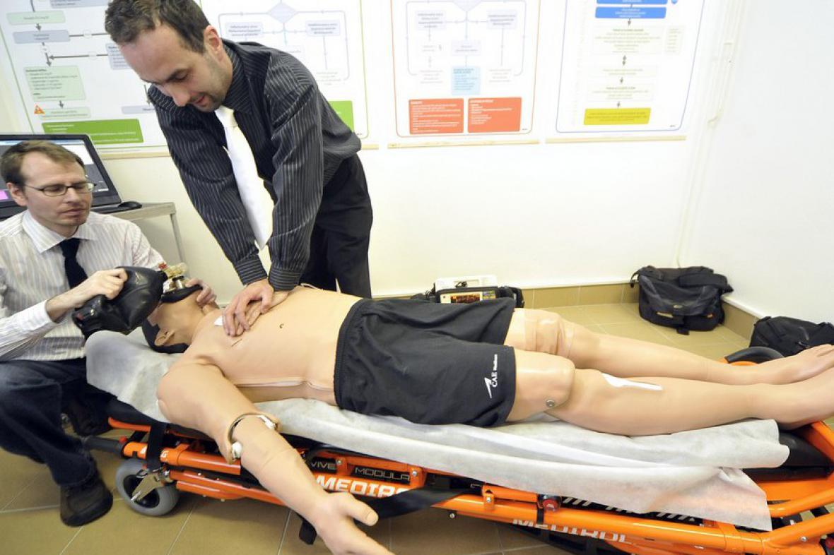 Pacientský simulátor