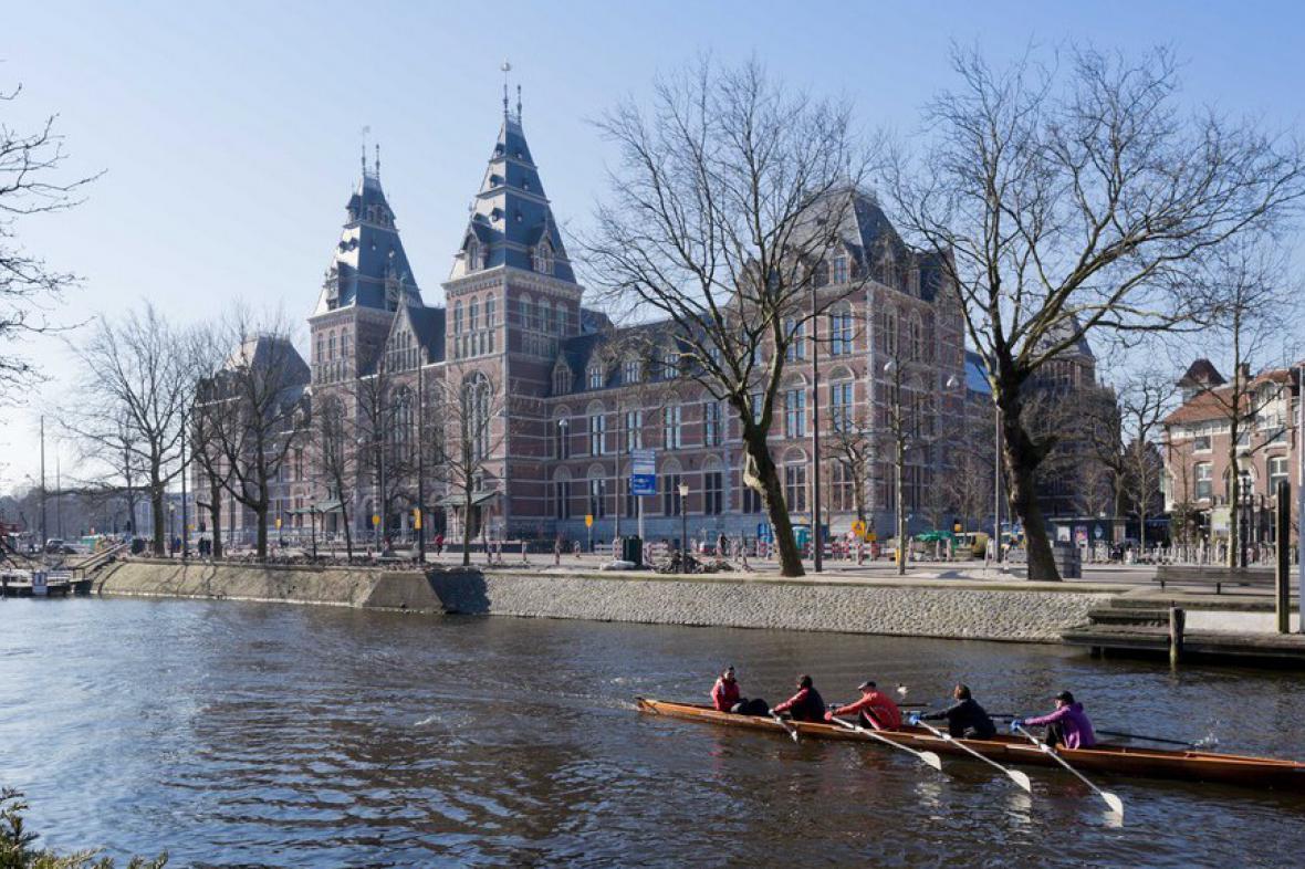 Nizozemské Rijkmuseum