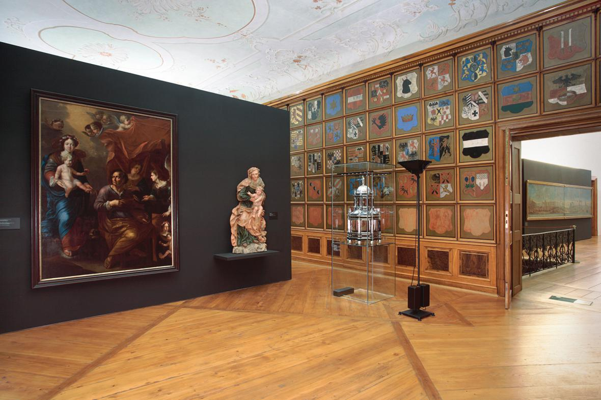 Olomoucké baroko / Výtvarná kultura let 1620–1780