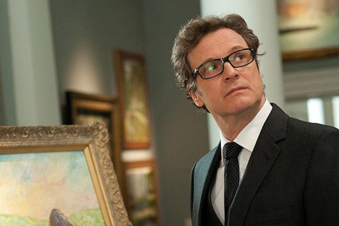 Gambit / Colin Firth