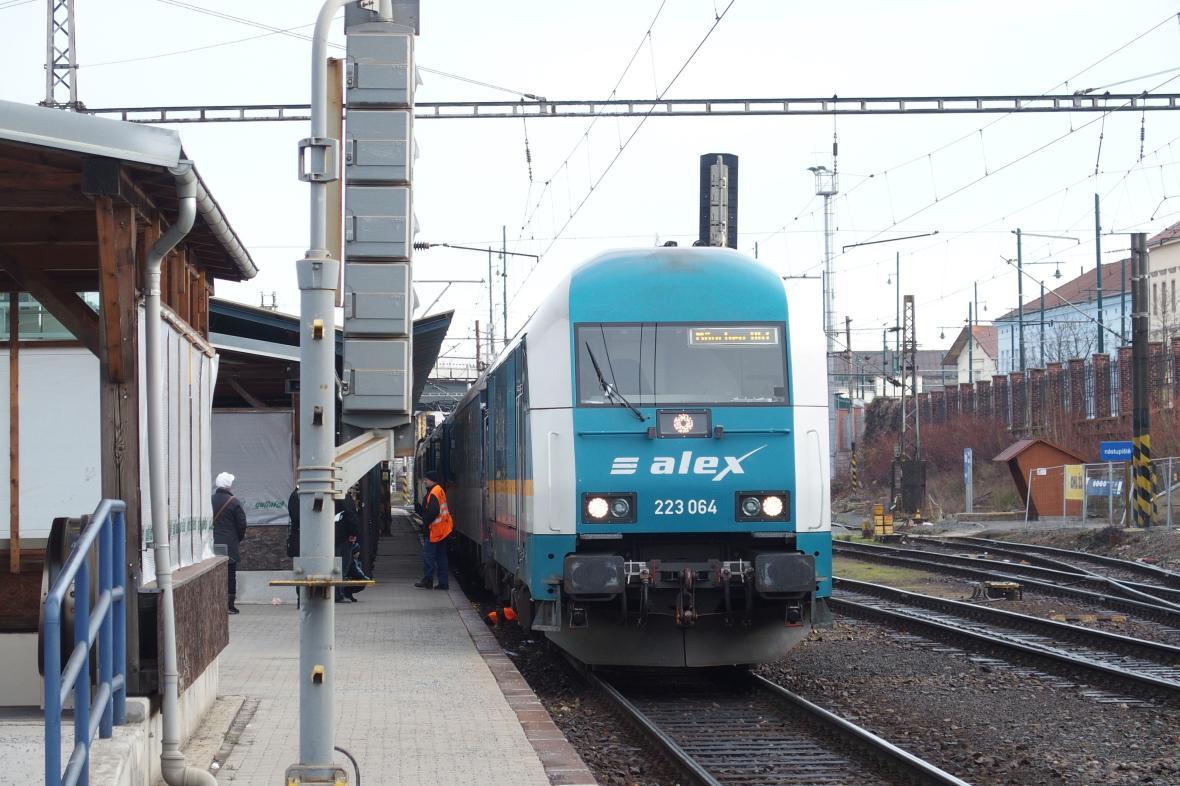 Moderní lokomotiva
