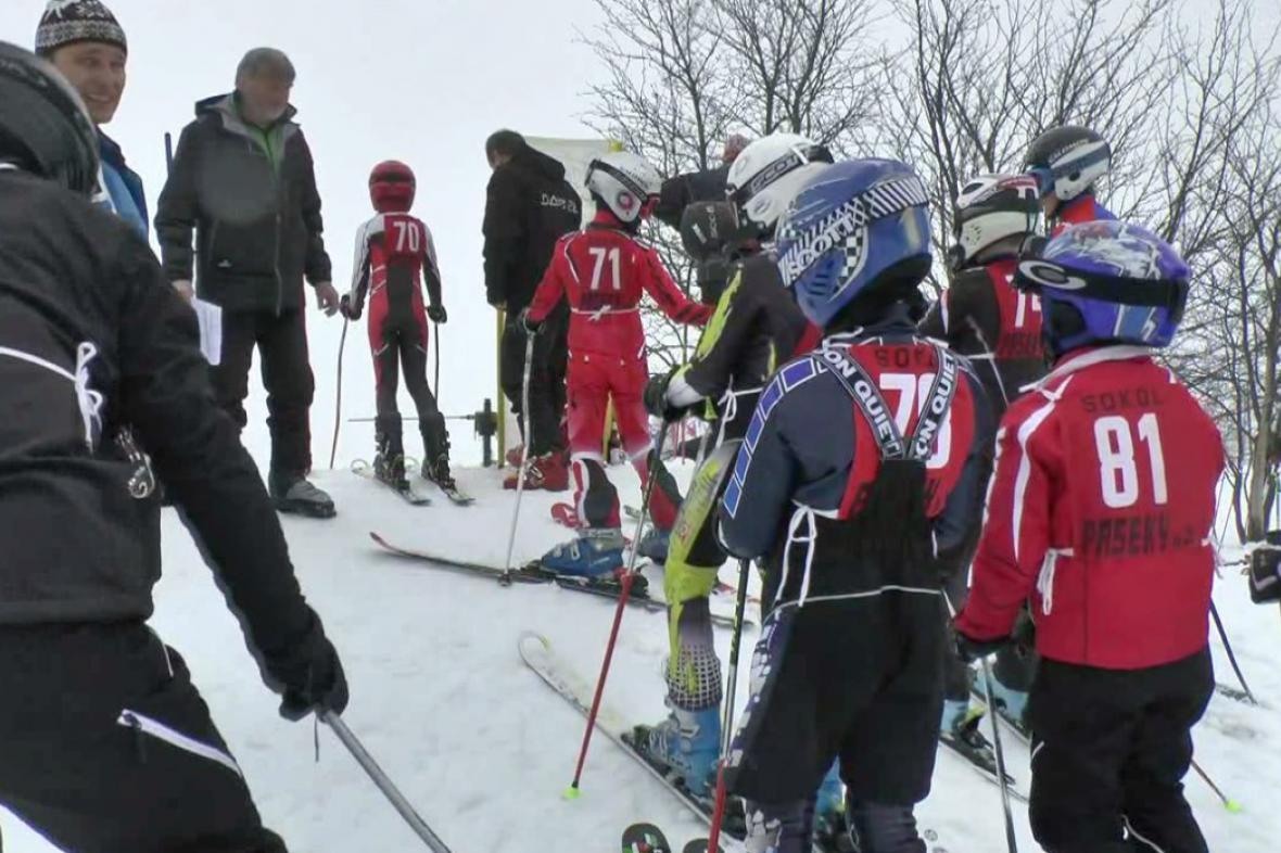 Závod Prdecká lyže