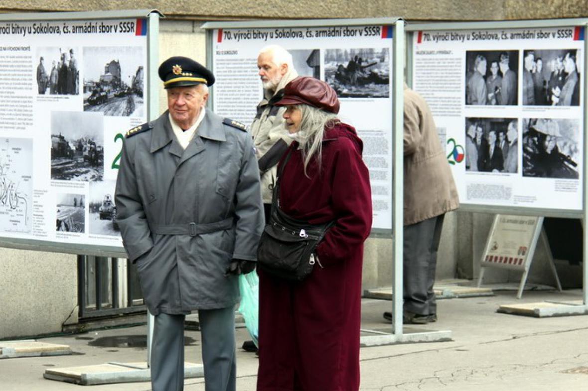 Výstava přibližuje bitvu o Sokolovo