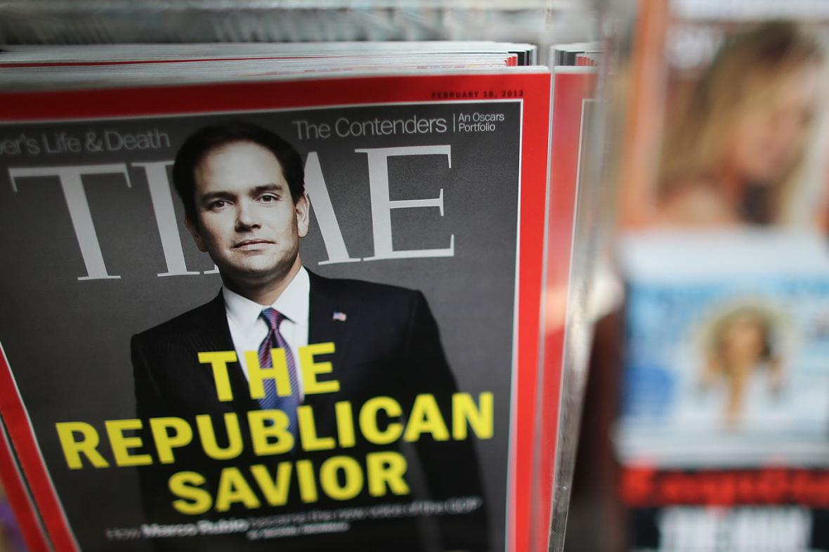 Časopis Time