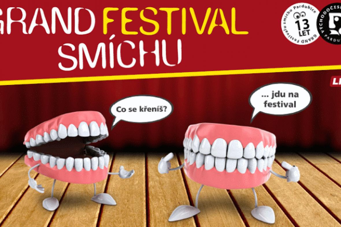 Grand festival smíchu 2013
