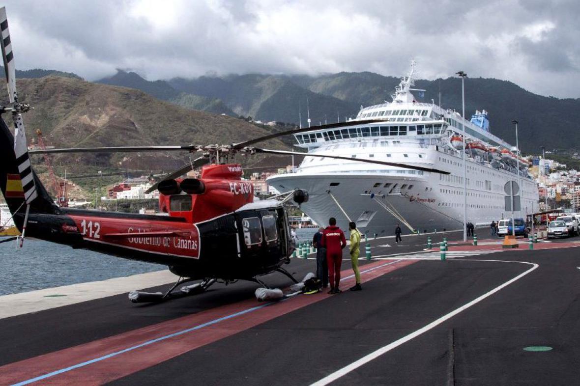 U tragické nehody zasahoval i vrtulník