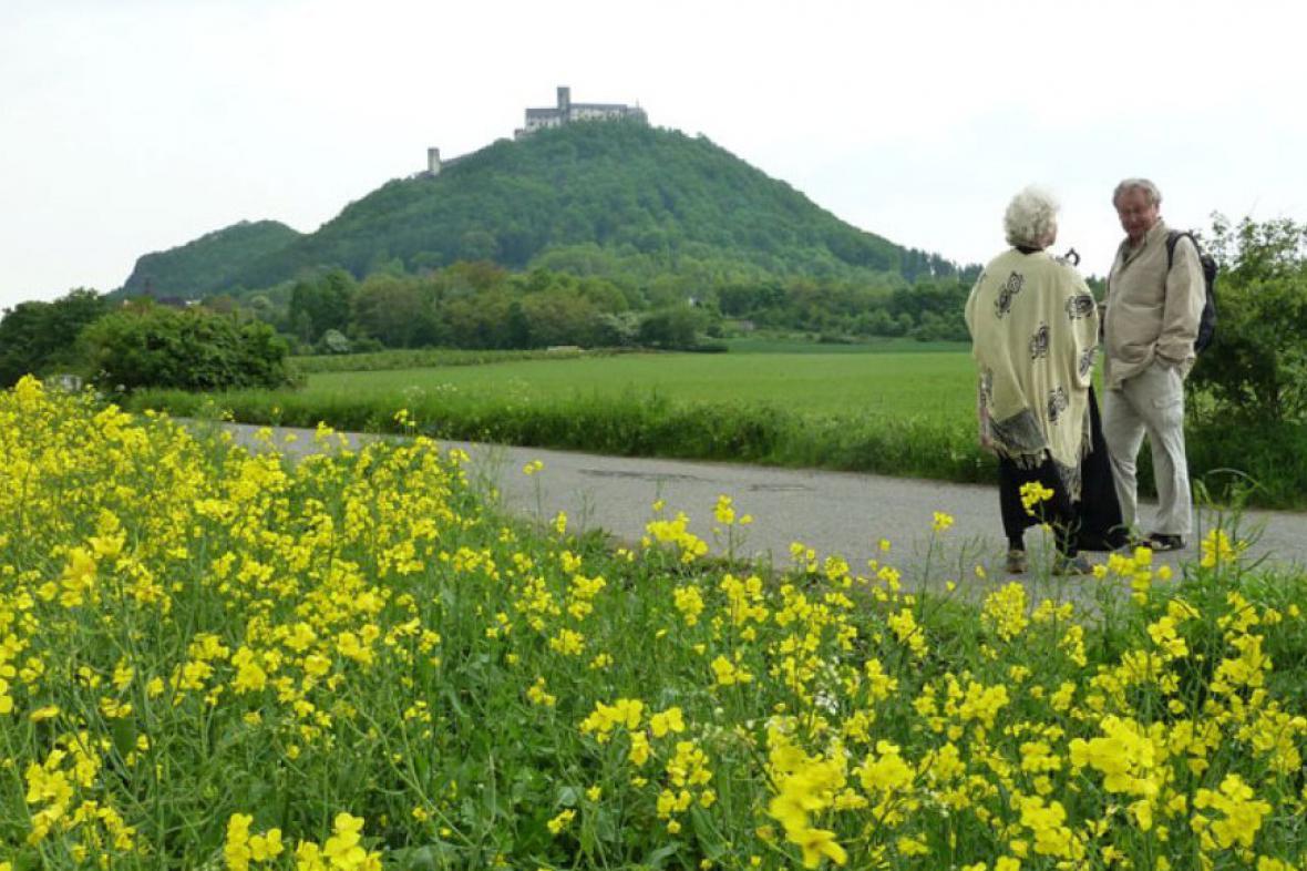 Květa Fialová a Václav Cílek putují na Magické hory