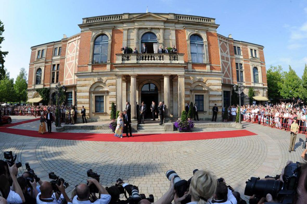 Festival v Bayreuthu byl zahájen