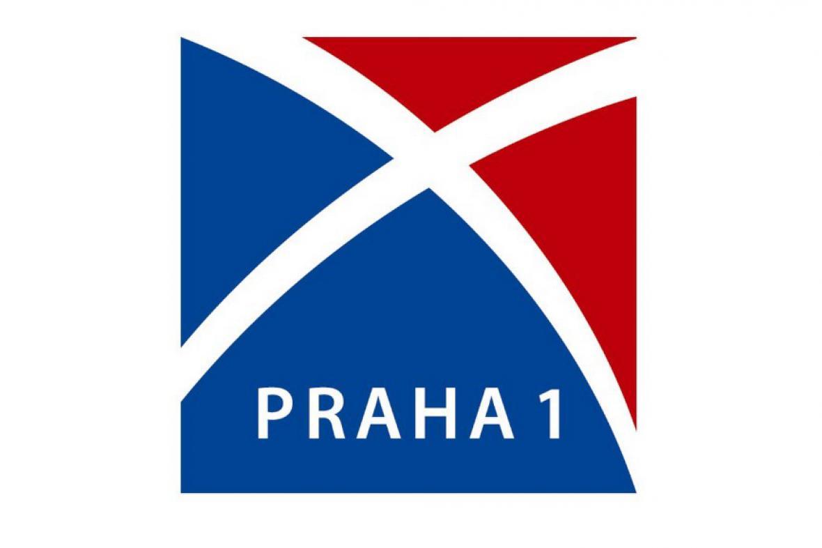 Logo MČ Praha 1