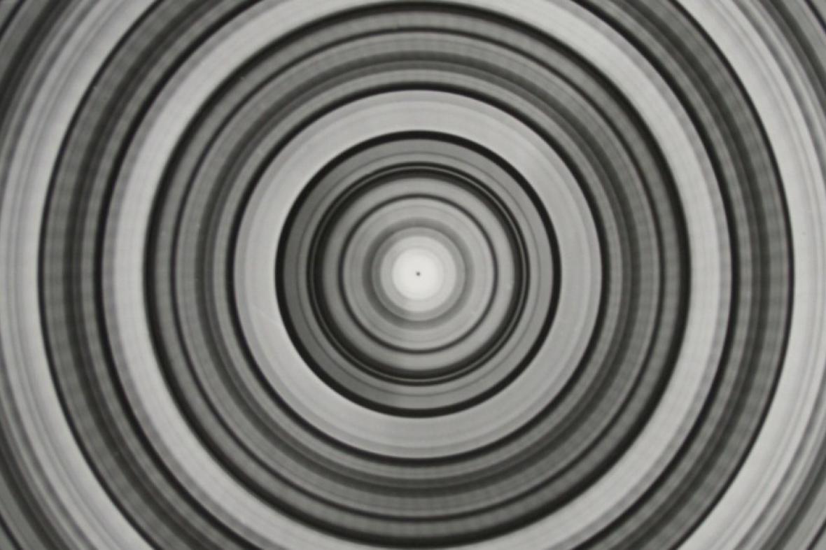 Běla Kolářová / Šedý fonograf, 1962 (výřez)