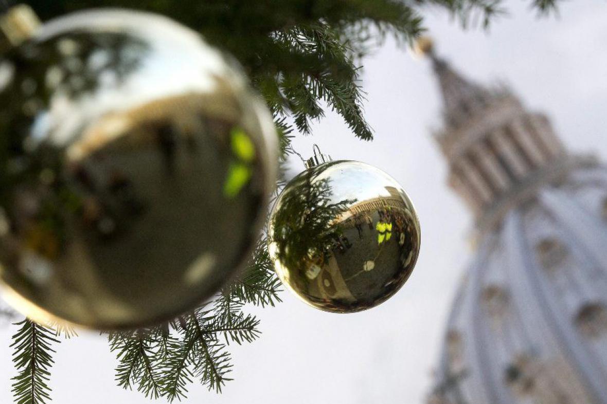 Vánoce ve Vatikánu