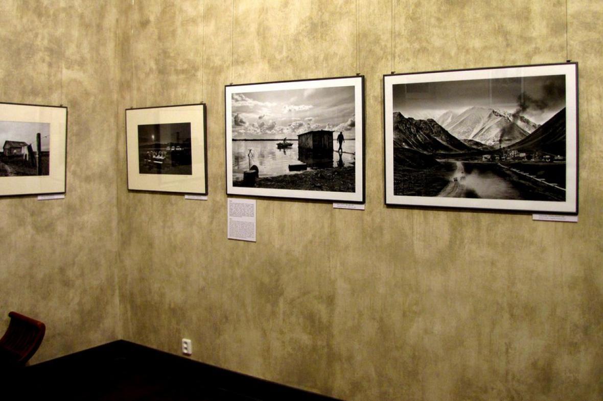 Cesty Sibiří - fotografie Martina Wágnera