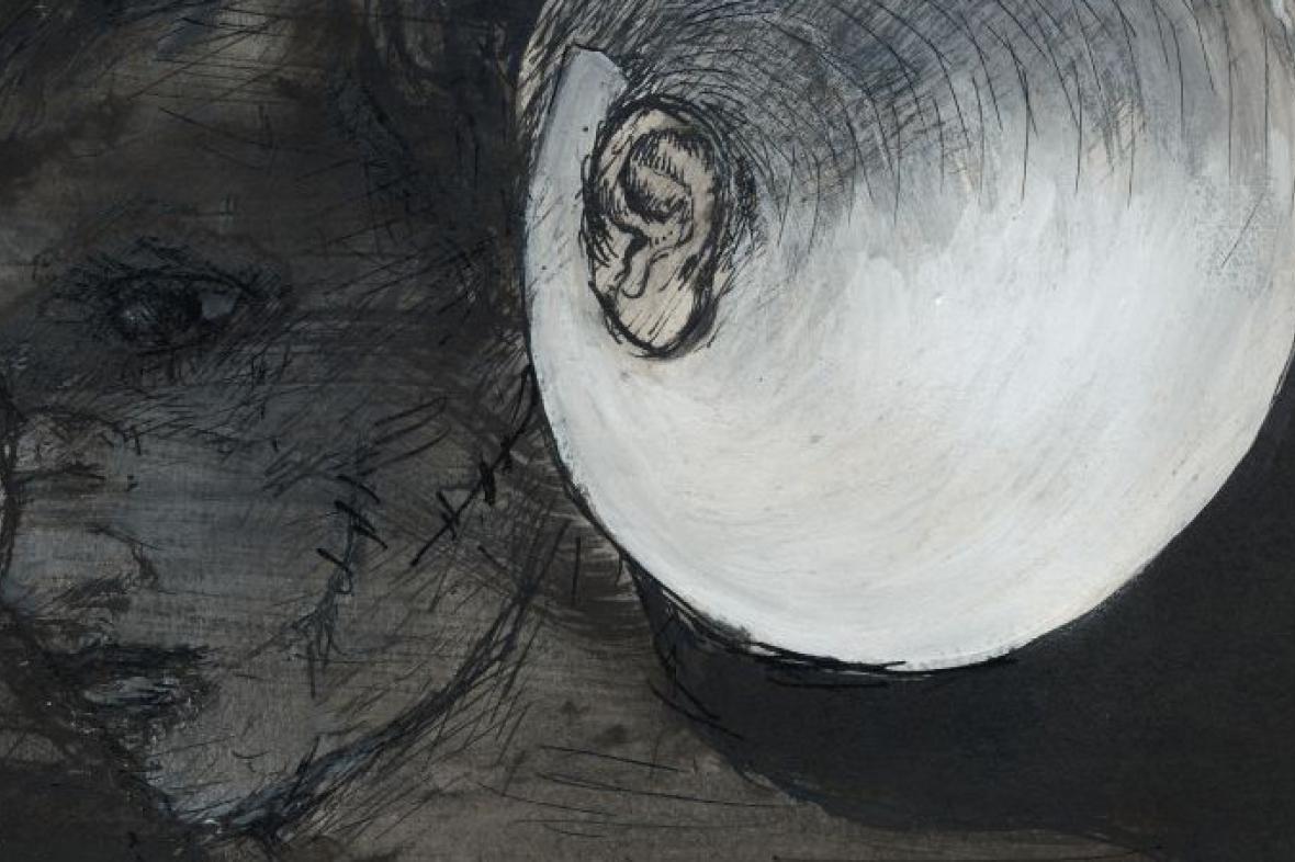 Vinyl s obalem od Josefa Bolfa - cena 1. ročníku cen Vinyla