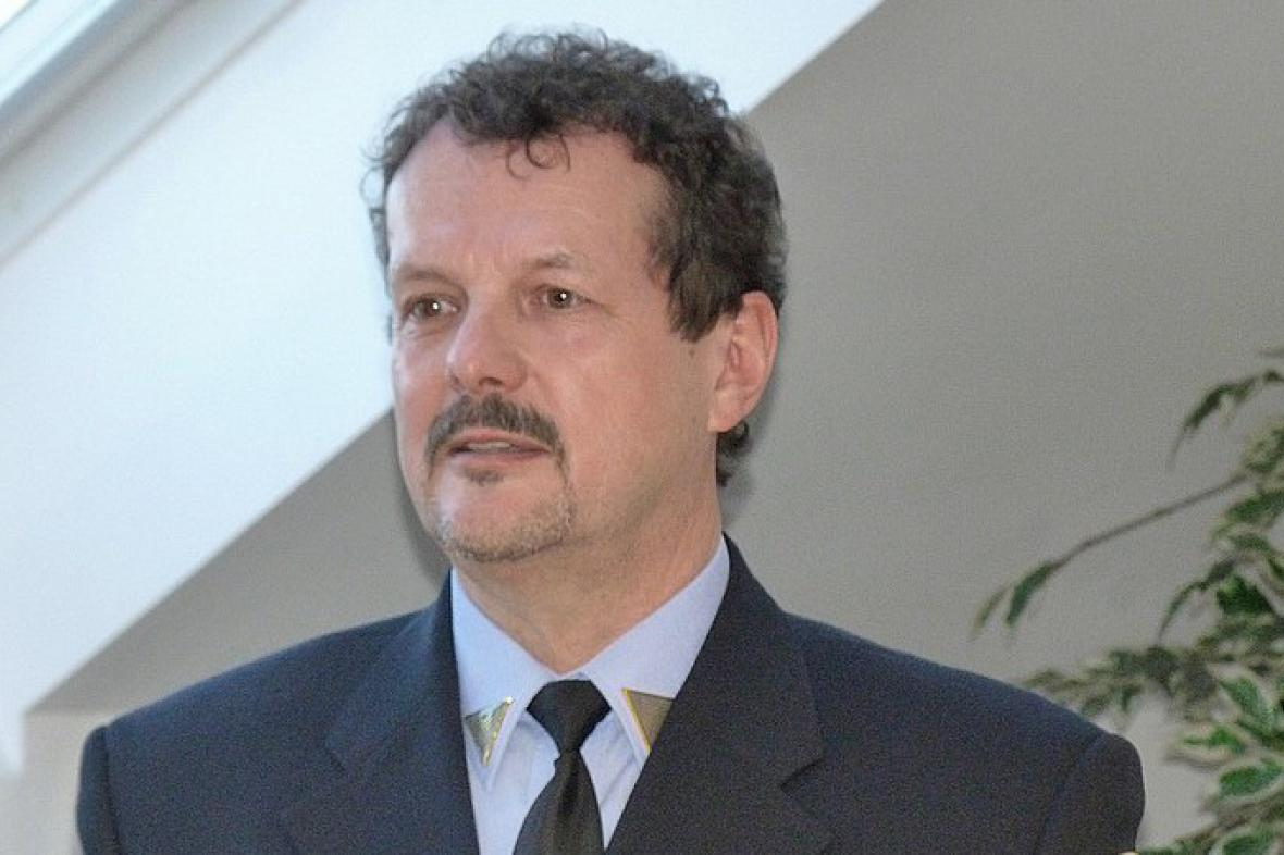 Ředitel MP Brno Jaroslav Přikryl