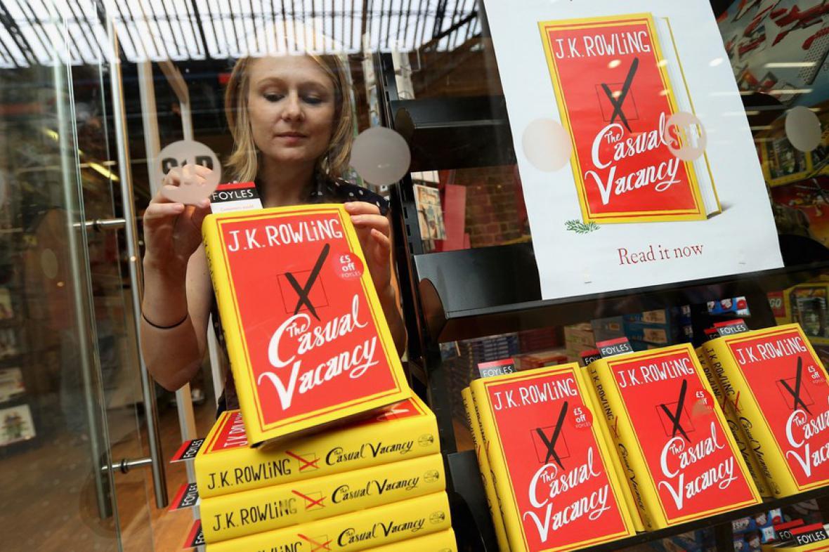 J. K. Rowlingová / The Casual Vacancy