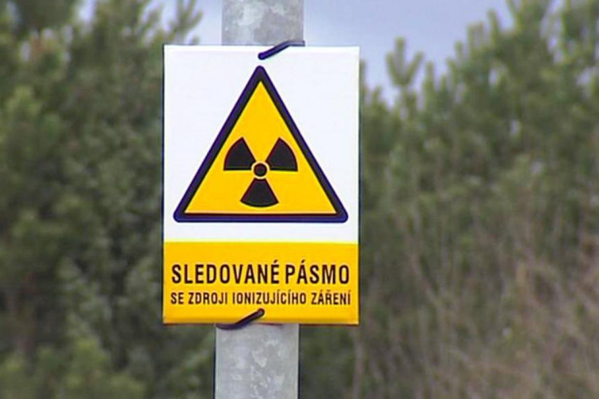 Ekologická zátěž po těžbě uranu