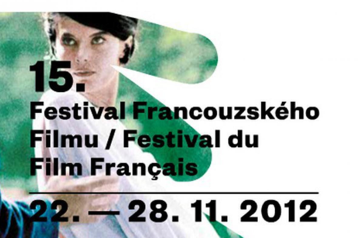 Festival francouzského filmu / vizuál 2012