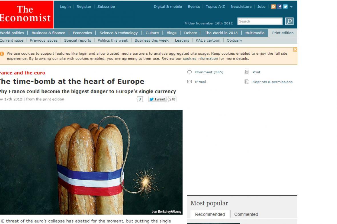 Časovaná bomba u srdce Evropy
