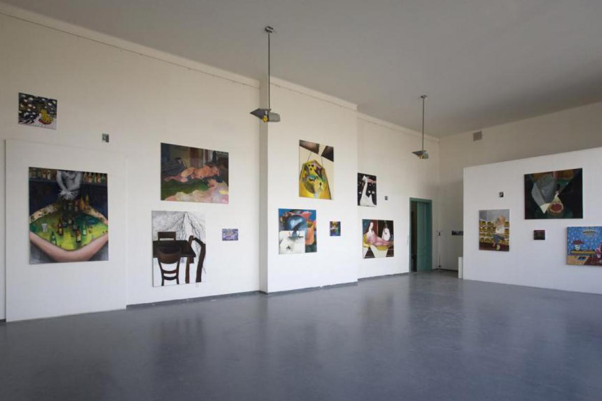 GAVU - galerie AVU