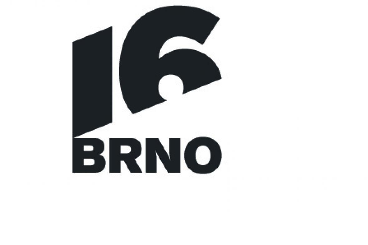 Brněnská šestnáctka - logo
