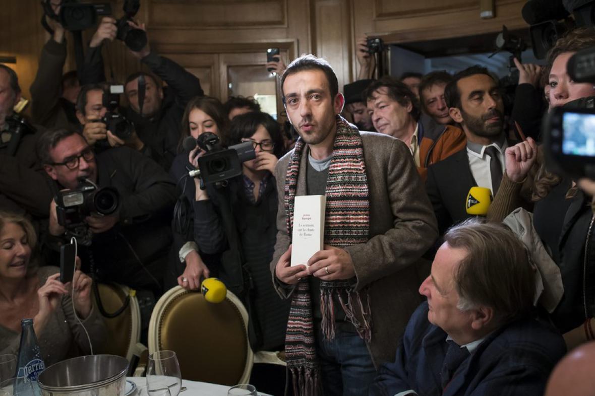 Goncourtova cena 2012 / Jérôme Ferrari