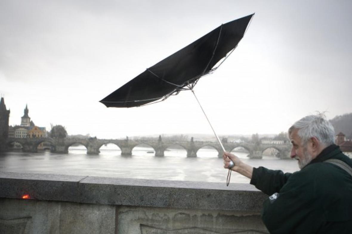 Větrné počasí