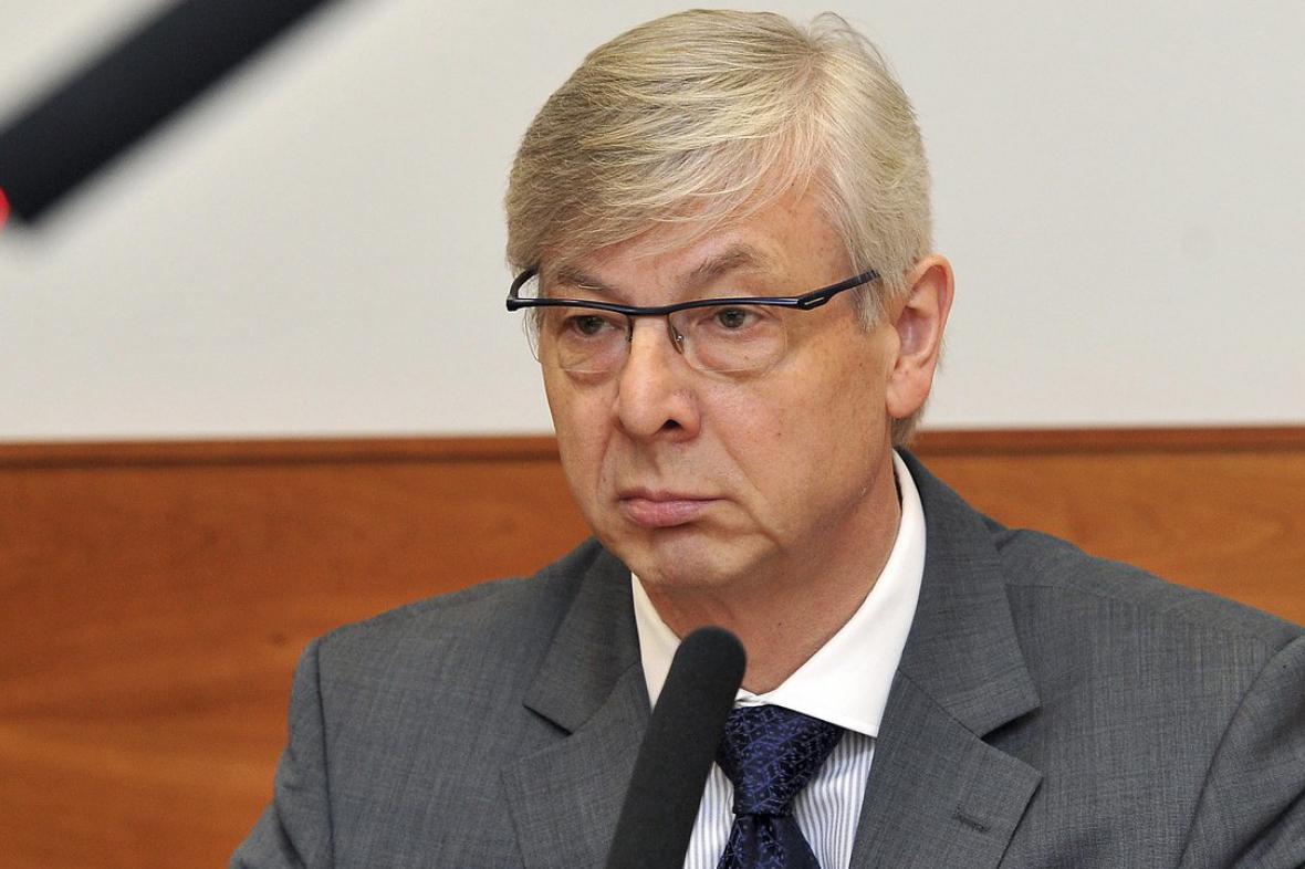 Jaroslav Bureš (na archivním snímku ze 17. května 2011)
