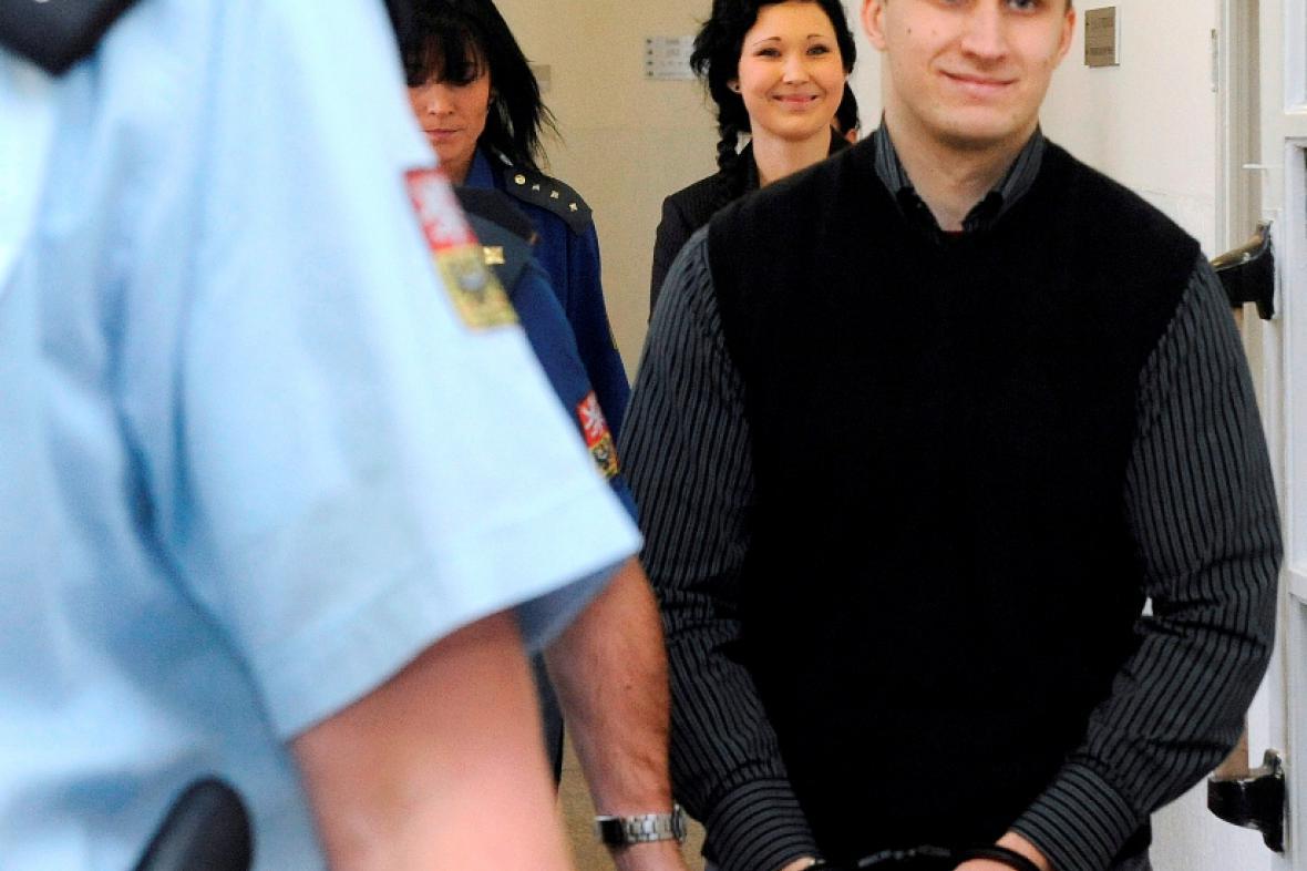 Patrik Vondrák s Michaelou Dupovou
