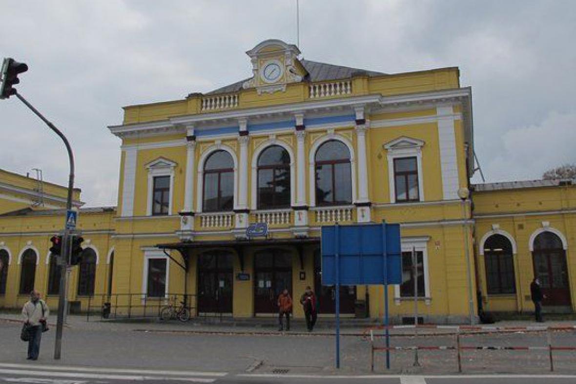 Šumperské nádraží