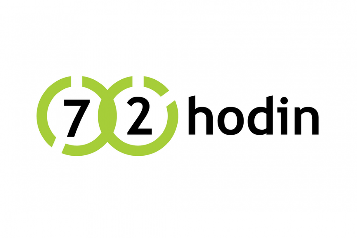 Logo projektu 72 hodin - ruku na to!
