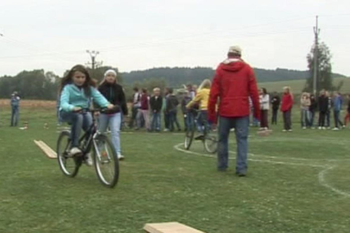 Projektový den cyklistiky