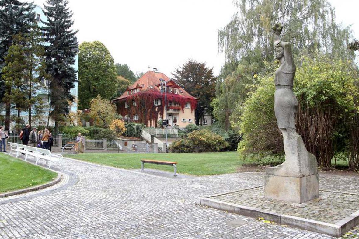Park Anny Politkovské