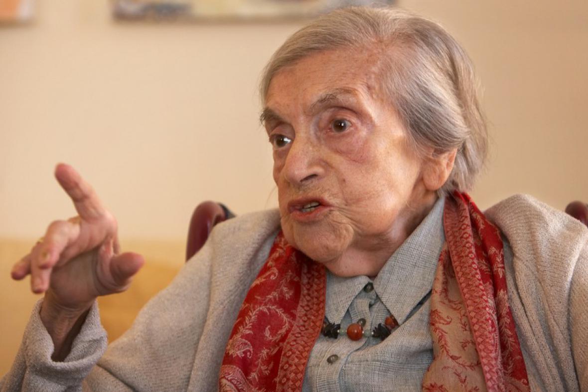 Lenka Reinerová